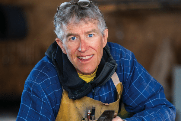 Adventuring in Jackson Hole inspires local furniture maker's work